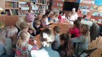 Предновогодний мастер-класс в библиотеке