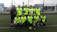 Сакские ветераны взяли кубок по футболу, 8 декабря 2019