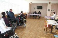 Заседание комиссии по доступности