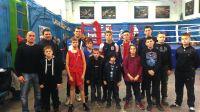 Турнир по боксу в Бахчисарае, 22 декабря 2019