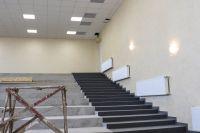 В музыкальной школе отремонтирован концертный зал