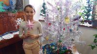 Рождественские звезды в библиотеке