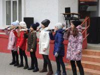 В Саках состоялся Рождественский концерт