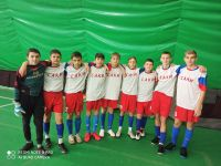 Сакские футболисты победили в турнире