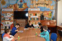 Творческие занятия с дошкольниками в библиотеке