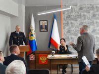 Новый руководитель отдела полиции «Сакский»