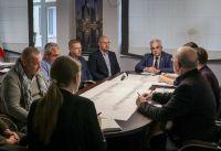 Совещание в администрации по Курортной, 7 февраля 2020