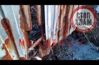 В Чокрак сливают нечистоты