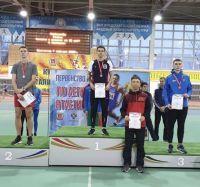 Сакчанин победил на первенстве  России