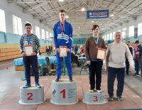 Сакчане на первенстве Крыма по легкой атлетике