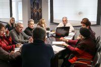 Заседание оргкомитета по подготовке к Дню Победы, 12 февраля 2020