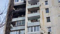 Пожар на улице Набережной, 11 февраля 2020