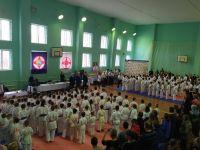 В Саках прошёл турнир по Каратэ