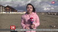 Строительство набережной в Саках заморожено