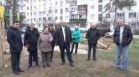 Овдиенко проинспектировал Интернациональную, 21 февраля 2020