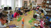 День защитника Отечества в сакской библиотеке