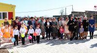 В Саках открыли новое здание детсада