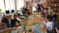 Мастер-класс к 8 марта от Рериховского общества