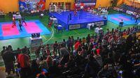 Сакские спортсмены на чемпионате по кикбоксингу