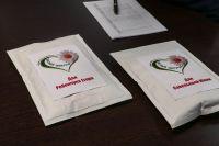 Собранные средства в ходе акции «Белый цветок» вручены