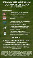 Крым закрывается на карантин, 2 апреля 2020