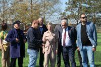 Саки посетила министр спорта Крыма, 29 апреля 2020