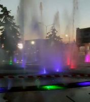 Саки - город фонтанов