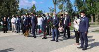 Митинг в День памяти жертв депортации народов Крыма