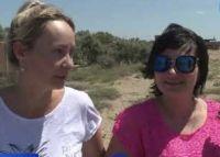 Самоуправство на Ореховском пляже