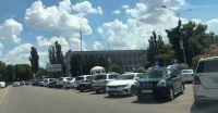 В Саках не хватает парковок