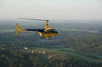 В Саках построят вертолетную площадку