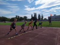 Чемпионат Саки по лёгкой атлетике