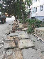 Благоустройство двора на Гайнутдинова