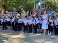 В Саках начался новый учебный год, 1 сентября 2020