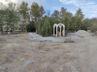 Реконструкция Бювета в Саках, 8 сентября 2020