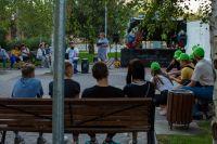 В Саках прошла игра «Маршалы Победы», 14 сентября 2020