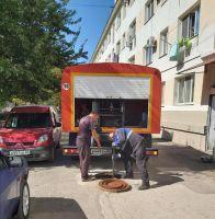 Промывка водоотведения в многоквартирных домах