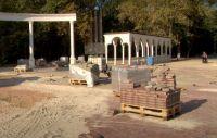 Реконструкция Курортной в Саках