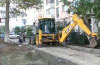 К концу 2020 года в Саках благоустроят 11 дворов, 5 октября 2020