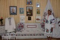 Выставка народной вышивки, 3 октября 2020