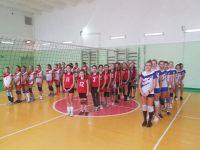В Саках состоялся волейбольный турнир, 11 октября 2020