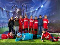 Турнир по футболу в Заозерном, 11 ноября 2020
