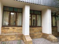 Завершился ремонт сакской библиотеки