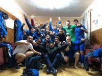 Футболисты Сакского района вышли в полуфинал