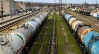 В Саках ремонтируют железнодорожные пути, 2 декабря 2020