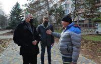 Саки посетил Аксёнов
