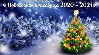 Конкурс  «Новогодняя красавица», 18 декабря 2020