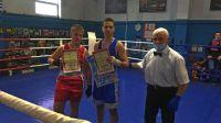 Турнир по боксу в Бахчисарае