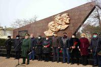 79-я годовщина Евпаторийского десанта