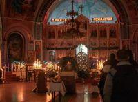 Рождество Христово в Саках